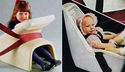 The General History Of Car Seats Then And Now Safe Ride