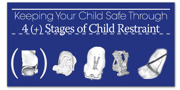 4+ Stages of car seats